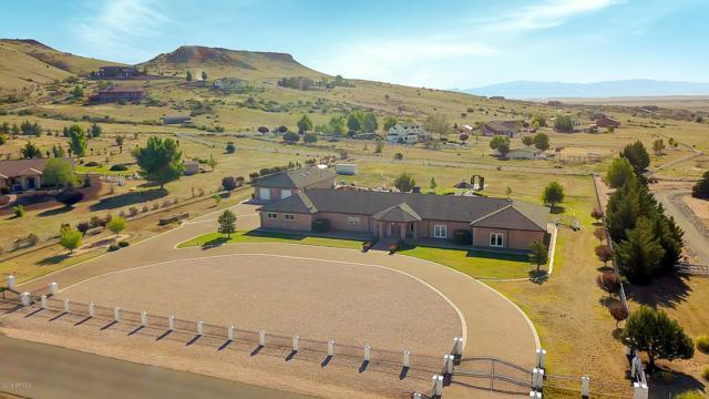 11375 N Williamson Valley Ranch Road, Prescott, AZ 86305 (MLS #5942266) :: Kepple Real Estate Group