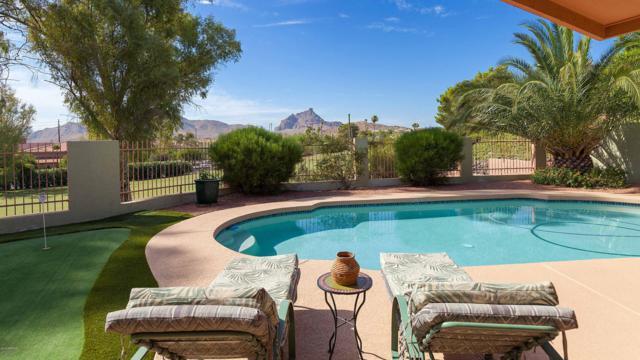 10219 N Nicklaus Drive, Fountain Hills, AZ 85268 (MLS #5942274) :: CC & Co. Real Estate Team