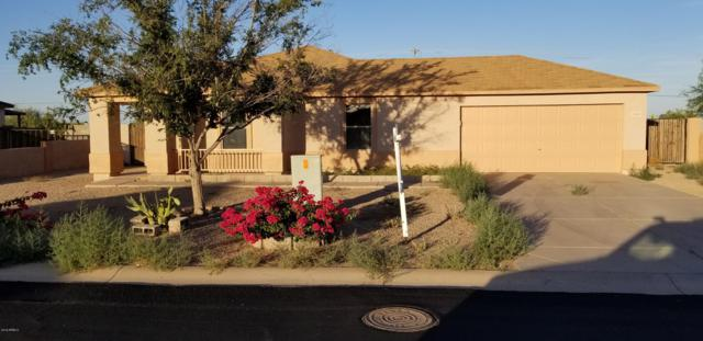13501 S Burma Road, Arizona City, AZ 85123 (MLS #5942312) :: The Laughton Team