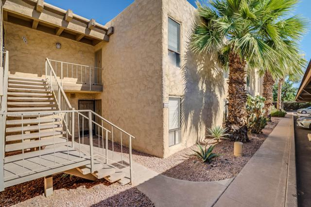 4950 N Miller Road #227, Scottsdale, AZ 85251 (MLS #5942321) :: Devor Real Estate Associates