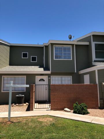 2301 E University Drive #204, Mesa, AZ 85213 (MLS #5942347) :: Devor Real Estate Associates