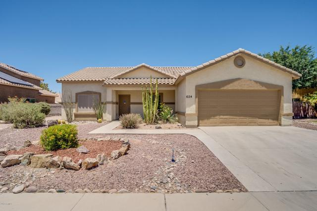 624 E Racine Place, Casa Grande, AZ 85122 (MLS #5942438) :: Riddle Realty Group - Keller Williams Arizona Realty