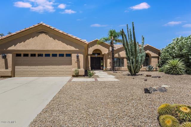 17442 N 77TH Street, Scottsdale, AZ 85255 (MLS #5942441) :: CC & Co. Real Estate Team