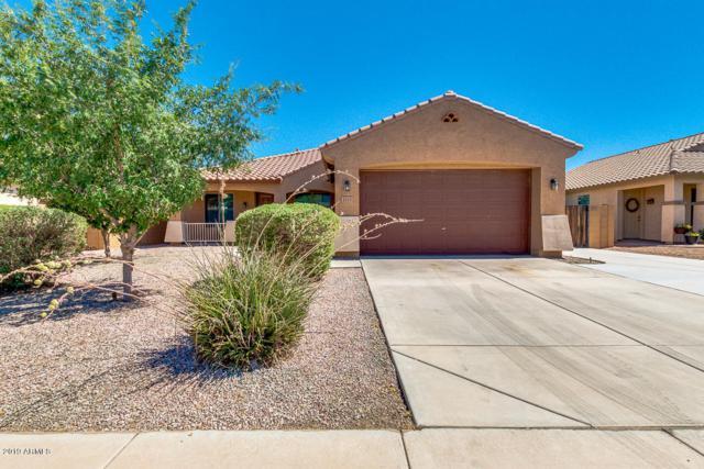 2323 W Angel Way, Queen Creek, AZ 85142 (MLS #5942564) :: The Wehner Group