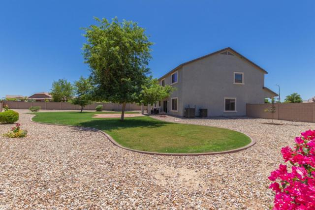 8819 S 56TH Drive, Laveen, AZ 85339 (MLS #5942573) :: Openshaw Real Estate Group in partnership with The Jesse Herfel Real Estate Group