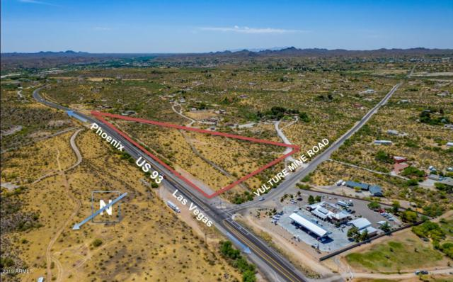 0 N Vulture Mine Road, Wickenburg, AZ 85390 (MLS #5942594) :: Openshaw Real Estate Group in partnership with The Jesse Herfel Real Estate Group