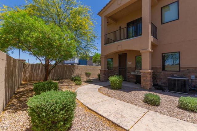 2821 S Skyline Drive #158, Mesa, AZ 85212 (MLS #5942648) :: CC & Co. Real Estate Team