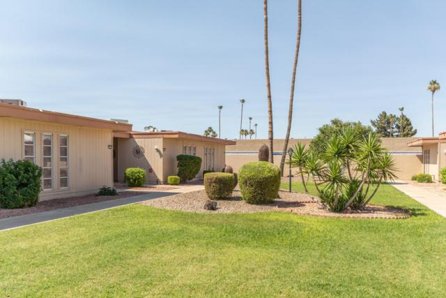 10918 W Coggins Drive, Sun City, AZ 85351 (MLS #5942696) :: Devor Real Estate Associates
