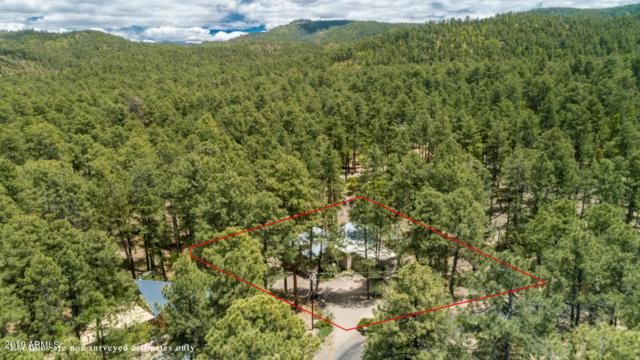 1446 E Cima De Pina, Prescott, AZ 86303 (MLS #5942704) :: Kepple Real Estate Group