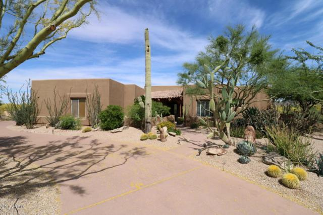 6816 E Burnside Trail, Scottsdale, AZ 85266 (MLS #5942711) :: Openshaw Real Estate Group in partnership with The Jesse Herfel Real Estate Group
