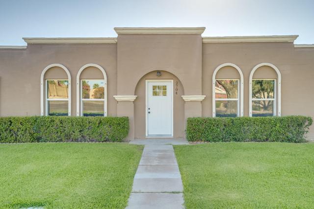 2704 N 60TH Street, Scottsdale, AZ 85257 (MLS #5942761) :: The Pete Dijkstra Team