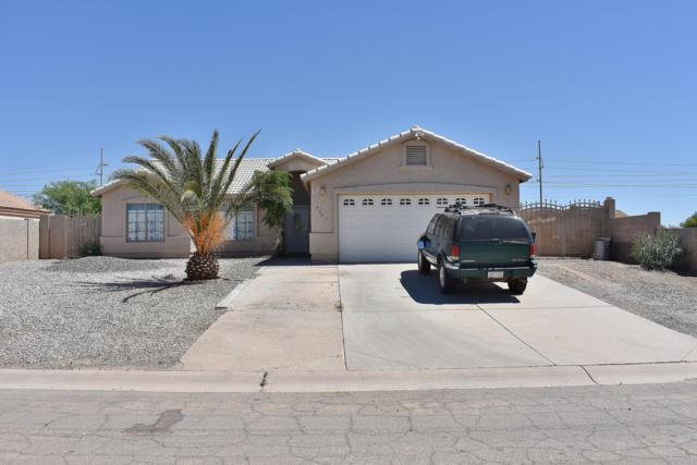 8701 W Altos Drive, Arizona City, AZ 85123 (MLS #5942786) :: The Laughton Team