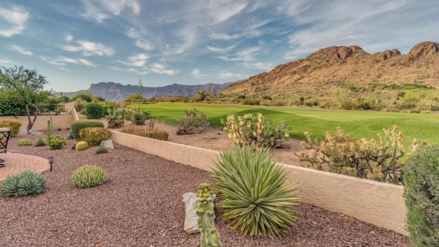 5555 S Juniper Hills Drive, Gold Canyon, AZ 85118 (MLS #5942841) :: The Kenny Klaus Team