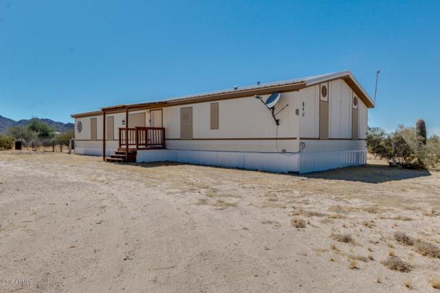 840 N Falton Road, Maricopa, AZ 85139 (MLS #5942856) :: The Kenny Klaus Team