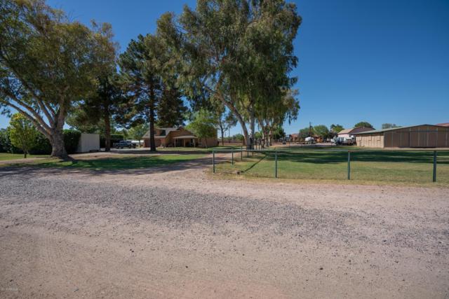 12412 E Via De Palmas, Chandler, AZ 85249 (MLS #5942882) :: The W Group