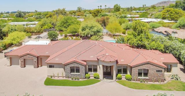 5648 N 40TH Street, Paradise Valley, AZ 85253 (MLS #5942895) :: Occasio Realty