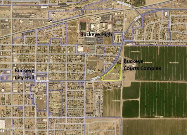 1010 E Monroe Avenue, Buckeye, AZ 85326 (MLS #5943001) :: Riddle Realty