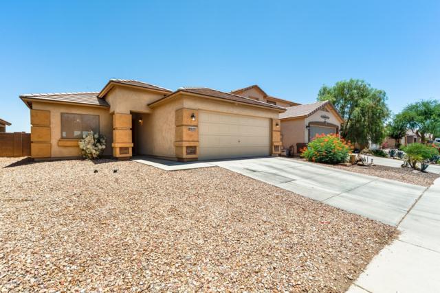 131 S Carter Ranch Road, Coolidge, AZ 85128 (MLS #5943113) :: Revelation Real Estate