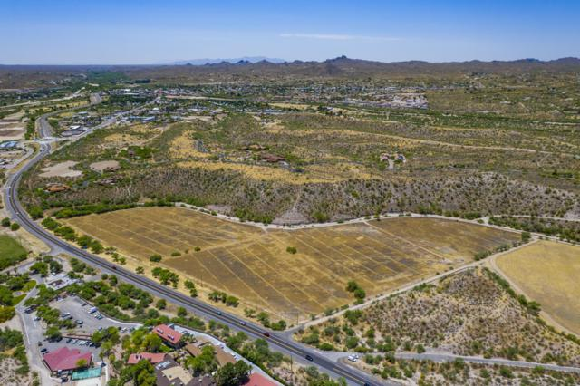 0 S Us Hwy 93 (At Rincon Road) Highway, Wickenburg, AZ 85390 (MLS #5943121) :: Openshaw Real Estate Group in partnership with The Jesse Herfel Real Estate Group