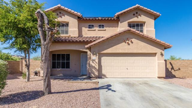 121 S 229TH Drive, Buckeye, AZ 85326 (MLS #5943208) :: The Laughton Team
