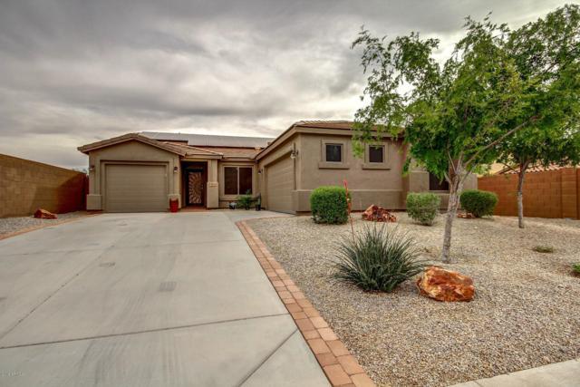 3811 N 297TH Avenue, Buckeye, AZ 85396 (MLS #5943211) :: Riddle Realty