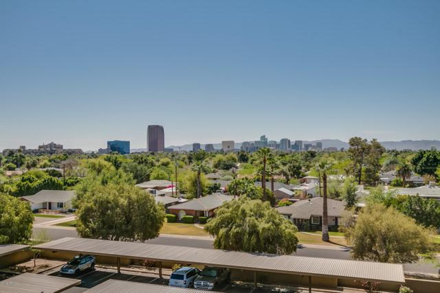 535 W Thomas Road #508, Phoenix, AZ 85013 (MLS #5943225) :: The Property Partners at eXp Realty