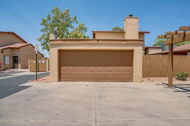 14838 N 24TH Drive #9, Phoenix, AZ 85023 (MLS #5943241) :: The W Group