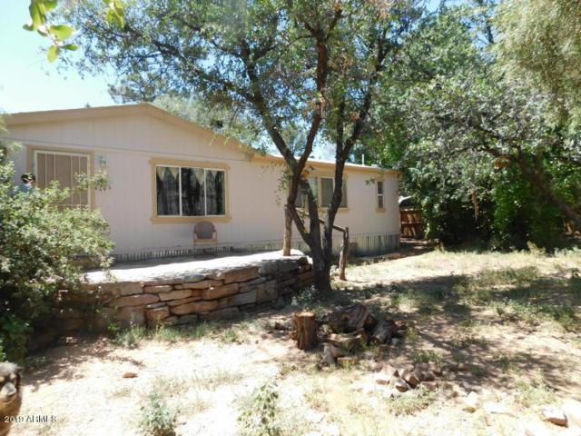 508 S Manzanita Drive, Payson, AZ 85541 (MLS #5943268) :: Openshaw Real Estate Group in partnership with The Jesse Herfel Real Estate Group