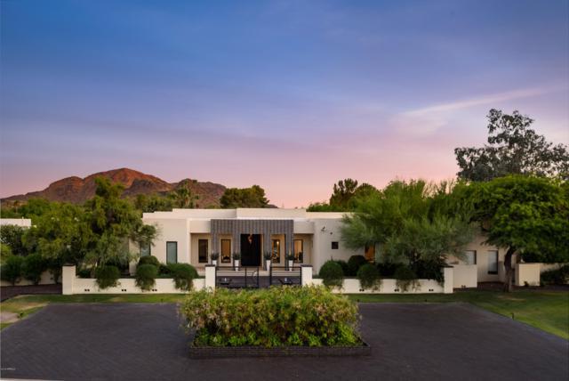 5401 E Via Los Caballos, Paradise Valley, AZ 85253 (MLS #5943291) :: The Property Partners at eXp Realty