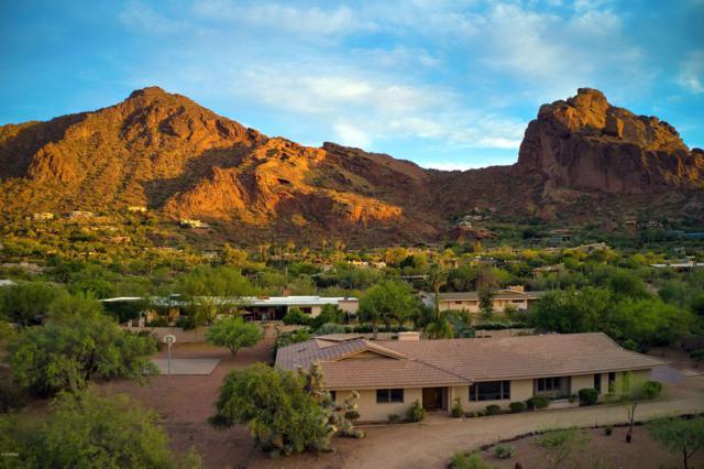5353 E Camelback Manor Drive, Paradise Valley, AZ 85253 (MLS #5943343) :: The Property Partners at eXp Realty