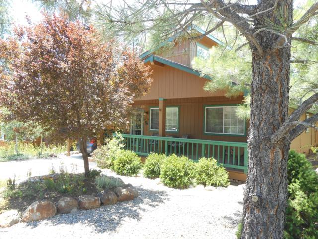 17080 Sequoia Drive, Munds Park, AZ 86017 (MLS #5943394) :: Homehelper Consultants