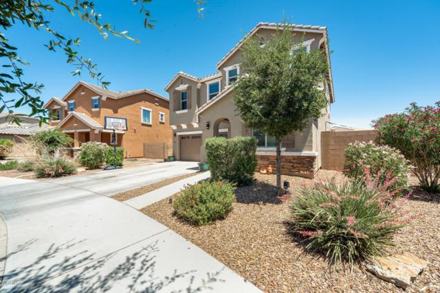 21076 E Cherrywood Drive, Queen Creek, AZ 85142 (MLS #5943405) :: The Daniel Montez Real Estate Group