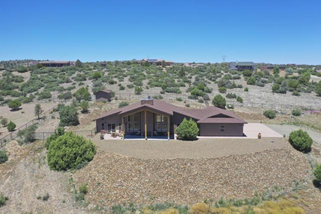 4898 W Stazenski Road, Prescott, AZ 86305 (MLS #5943530) :: Openshaw Real Estate Group in partnership with The Jesse Herfel Real Estate Group