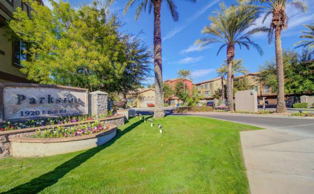 1920 E Bell Road #1146, Phoenix, AZ 85022 (MLS #5943543) :: Kortright Group - West USA Realty