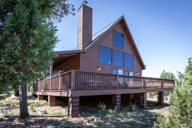 3437 Riata Road, Heber, AZ 85928 (MLS #5943557) :: The Property Partners at eXp Realty