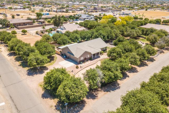 25820 S 205TH Street, Queen Creek, AZ 85142 (MLS #5943573) :: Power Realty Group Model Home Center