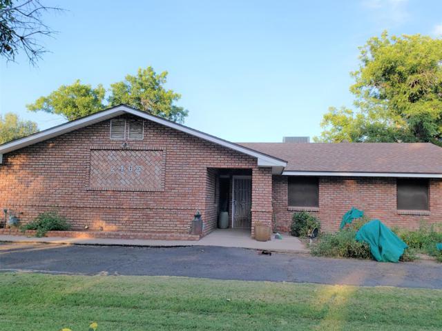 2465 N Horne Street, Mesa, AZ 85203 (MLS #5943592) :: Revelation Real Estate