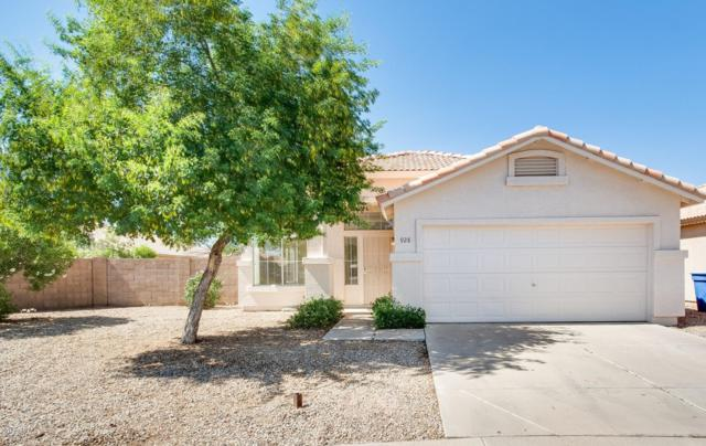 928 E Tyson Street, Chandler, AZ 85225 (MLS #5943624) :: The Pete Dijkstra Team
