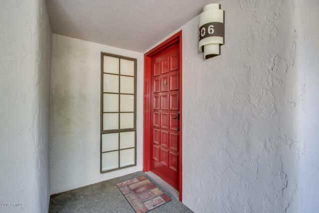 5209 N 24TH Street #206, Phoenix, AZ 85016 (MLS #5943646) :: Homehelper Consultants