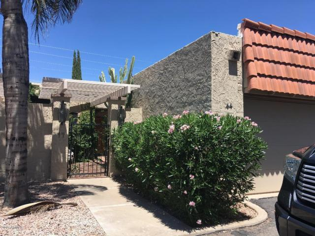 5100 N Miller Road #44, Scottsdale, AZ 85250 (MLS #5943769) :: Kepple Real Estate Group