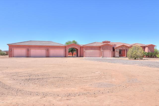 52854 W Barrel Road, Maricopa, AZ 85139 (MLS #5943836) :: Power Realty Group Model Home Center