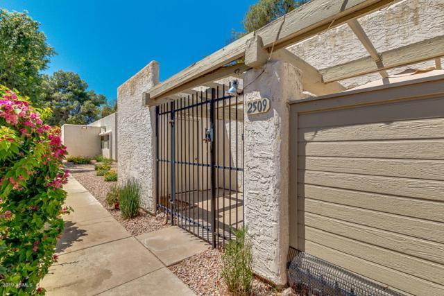 2509 E 5TH Place, Tempe, AZ 85281 (MLS #5943844) :: Power Realty Group Model Home Center