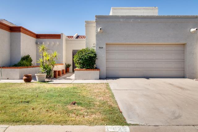 7629 E Sandalwood Drive, Scottsdale, AZ 85250 (MLS #5943881) :: Homehelper Consultants