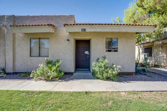 420 E Bruce Avenue C, Gilbert, AZ 85234 (MLS #5943891) :: Openshaw Real Estate Group in partnership with The Jesse Herfel Real Estate Group