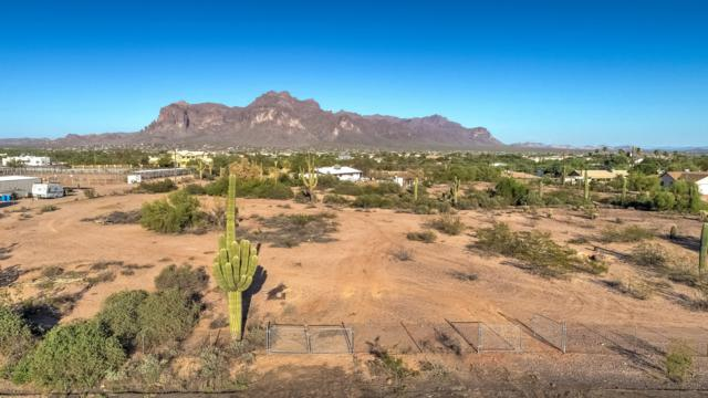 0 N Vista Road, Apache Junction, AZ 85119 (MLS #5943901) :: The Kenny Klaus Team