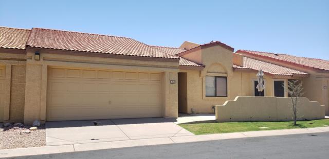 1021 S Greenfield Road #1048, Mesa, AZ 85206 (MLS #5943946) :: The Property Partners at eXp Realty