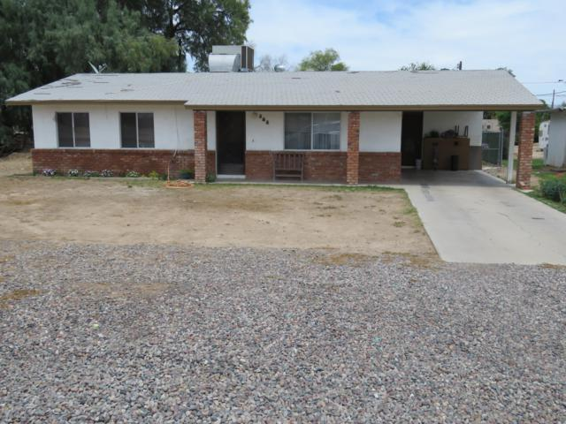 308 S 3RD Street, Buckeye, AZ 85326 (MLS #5944059) :: Conway Real Estate