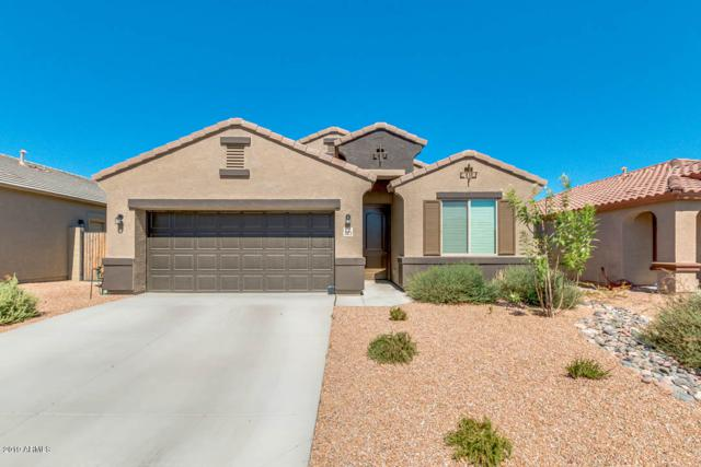 2473 S 235TH Drive, Buckeye, AZ 85326 (MLS #5944139) :: The Laughton Team