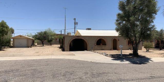 1255 N Palo Verde Lane, Coolidge, AZ 85128 (MLS #5944145) :: Kepple Real Estate Group