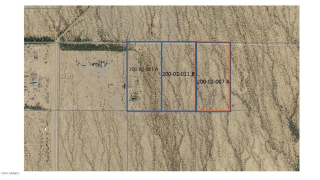 0 W County Line Road, Aguila, AZ 85320 (MLS #5944165) :: Devor Real Estate Associates